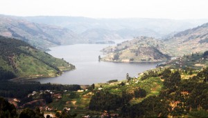 Lake Bunyinyi