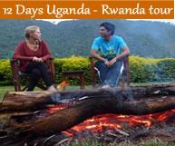 11 days uganda rwanda safari
