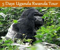 5 days uganda rwanda safar