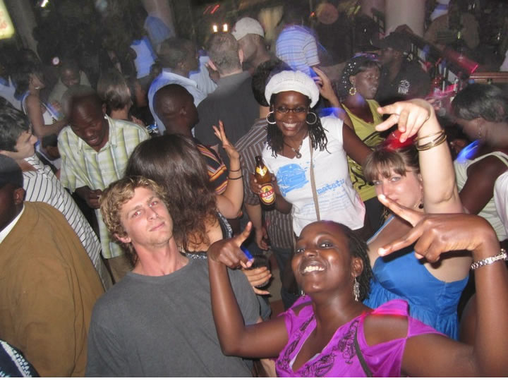 Al's Bar Uganda Kampala