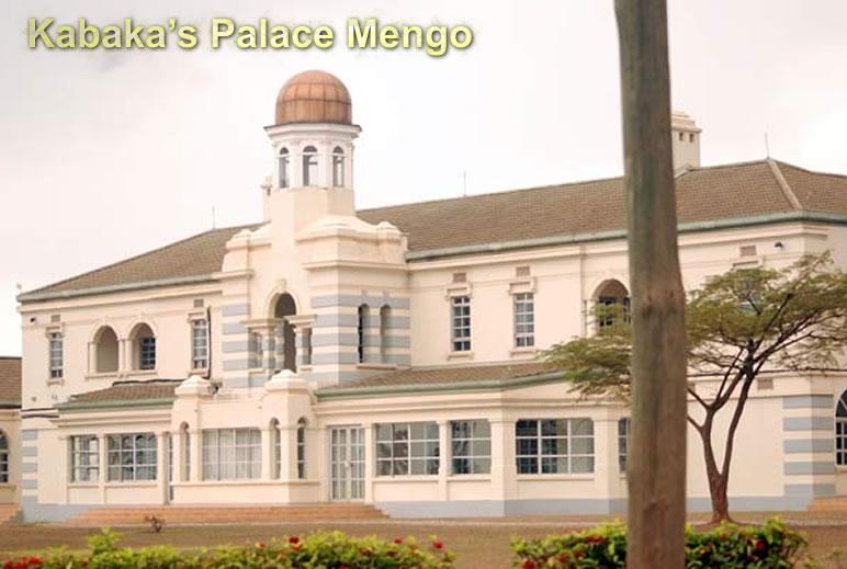 Kabakas Palace