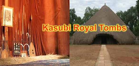 Kasubi Tombs Uganda