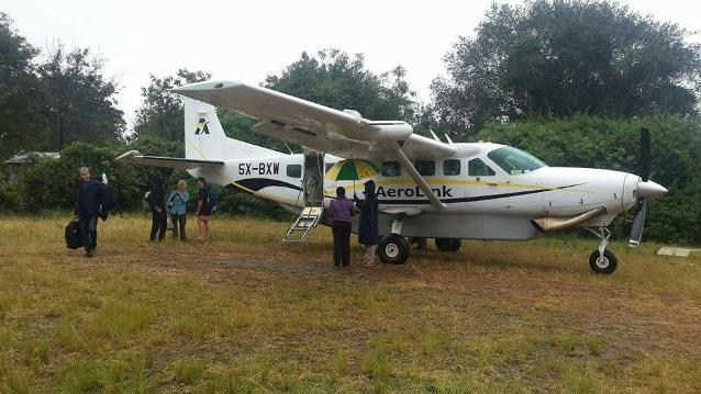 uganda flying safari tours