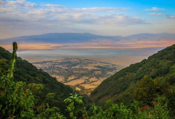 Ngorongoro Crater exploration