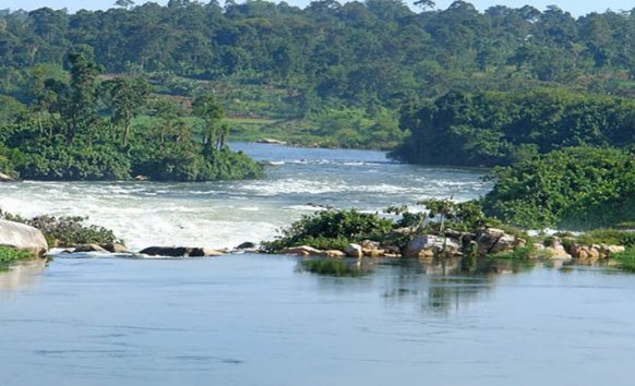 source of the Nile jinja