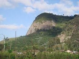 mountain in rwanda