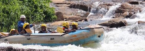nile river uganda