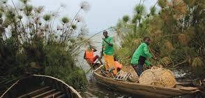 fishing -rwanda safaris