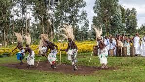 culture dances in uganda