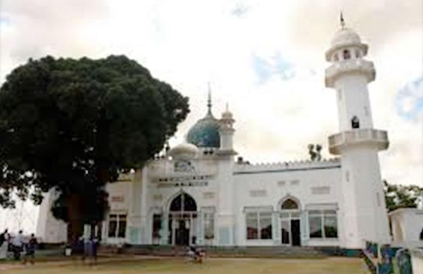 Kibuli Mosque Kampala Uganda