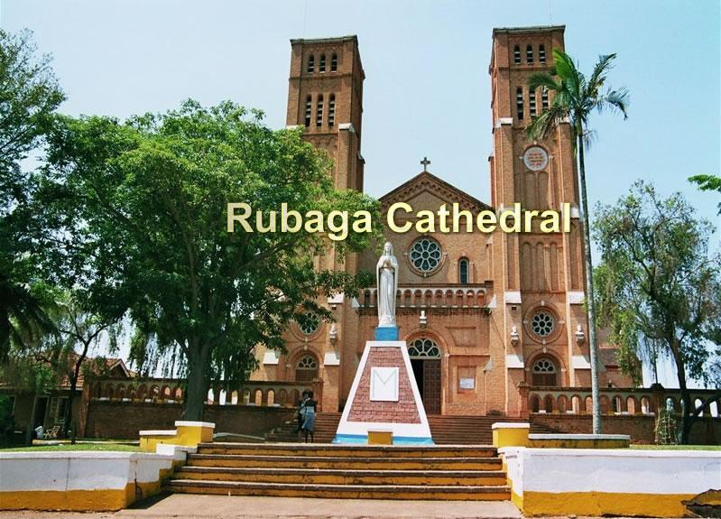 Rubaga cathedral Kampala Uganda