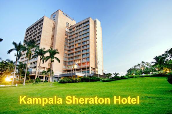 Sheraton Hotel In Kampala Uganda