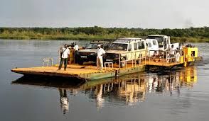 murchison falls-ferry