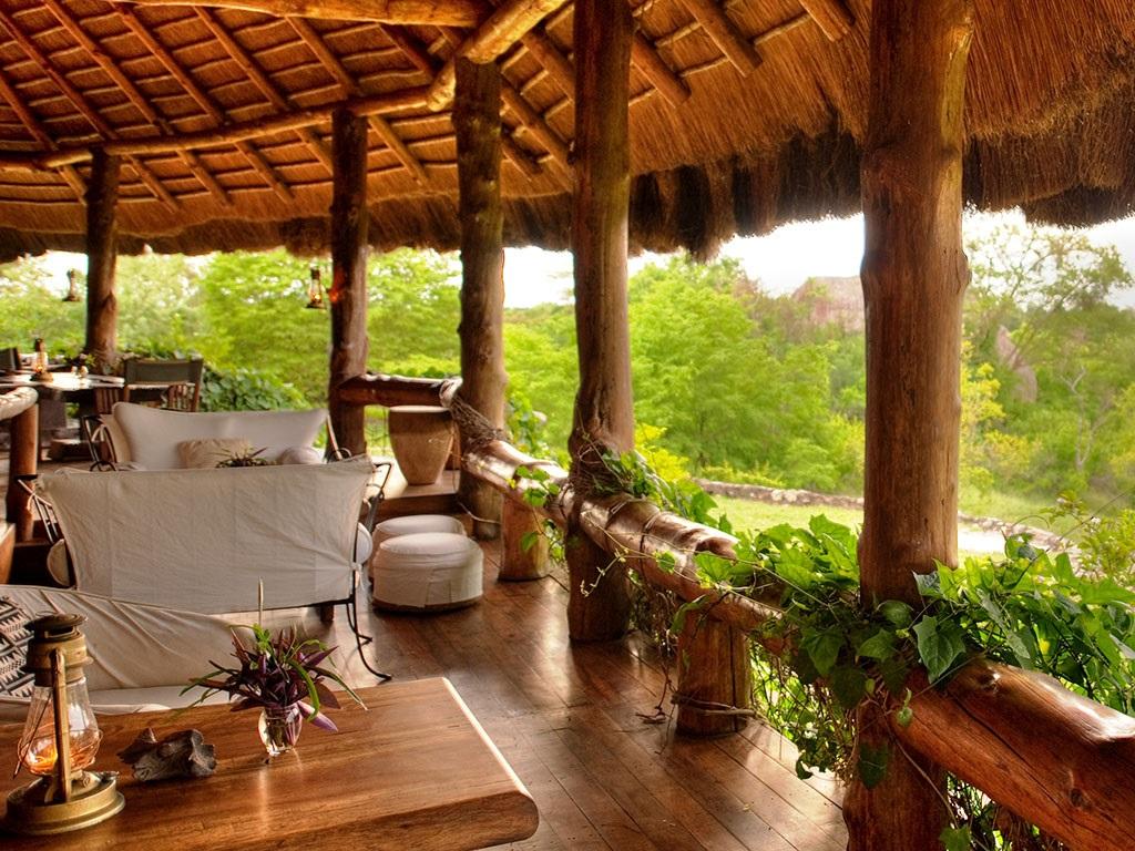 Semliki Safari Lodge in uganda