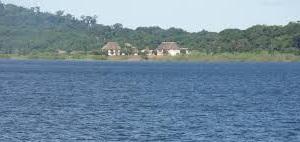 Ssese Island in Uganda