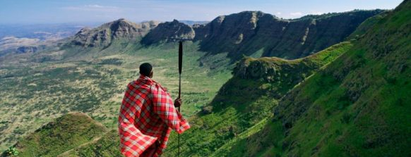 Great Rift Valley landscape