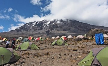 22 Days Grand East Africa Safari Tour to Uganda, Tanzania & Kenya with Rwenzori & Kilimanjaro Climbing Adventure