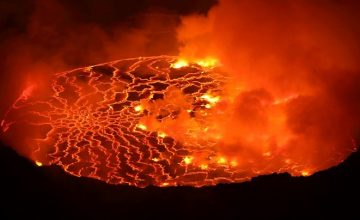 3 Days Nyiragongo Mountain Hiking Safari in Congo