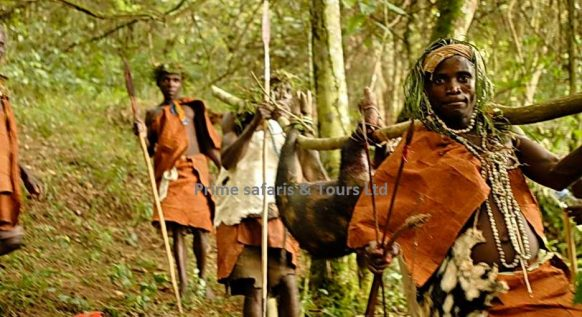 The Batwa after hunting