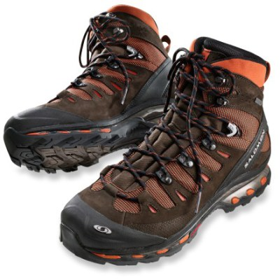 Suitable gorilla trekking safari boots