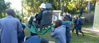 Mountain Gorilla trekking for the disabled -Uganda safari news