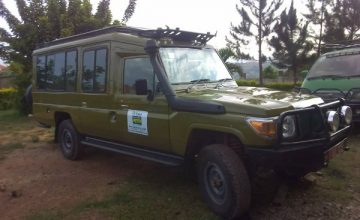 4X4 Safari Land cruisers for Hire/Rent in Uganda Rwanda