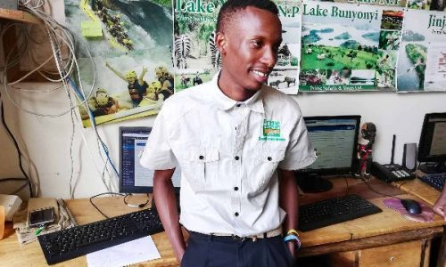 BUGINGO-JOSEPH-Jr-Web-Developer-IT1 Wild Gorilla Safaris