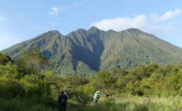Hiking – Volcano Climbing Mgahinga National Park