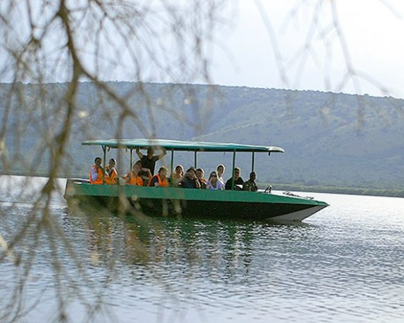 Lake Mburo National Park Boat cruise