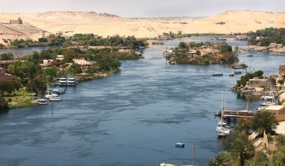 Source of River Nile