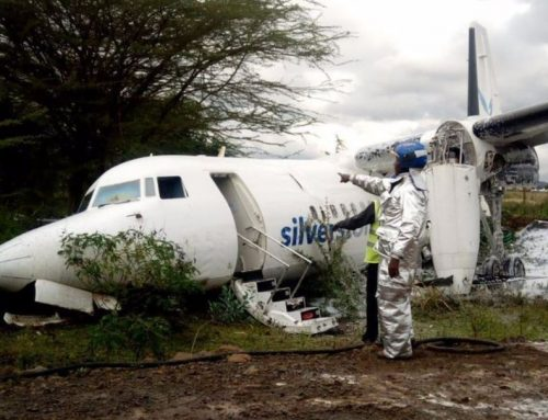 Truth Behind the Silverstone Airplane Crush in Nairobi Kenya Today