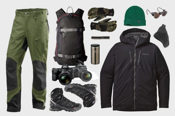 What to pack for gorilla trekking?